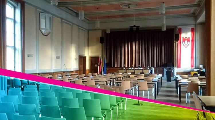Die Bezirksverordnetenversammlung (BVV) in Berlin-Pankow